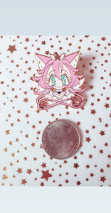 Magical Princess Hard enamel pin
