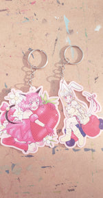 Load image into Gallery viewer, Tokyo Mew Mew Keychains