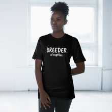 "Load image into Gallery viewer, Unisex Deluxe ""Breeder"" T-shirt"
