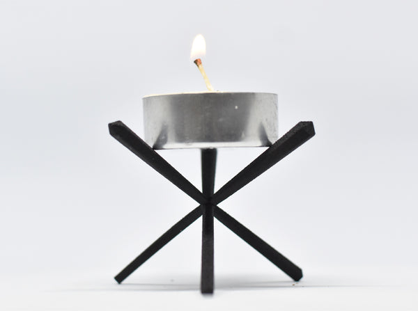 O - ASTERISK tealight holder