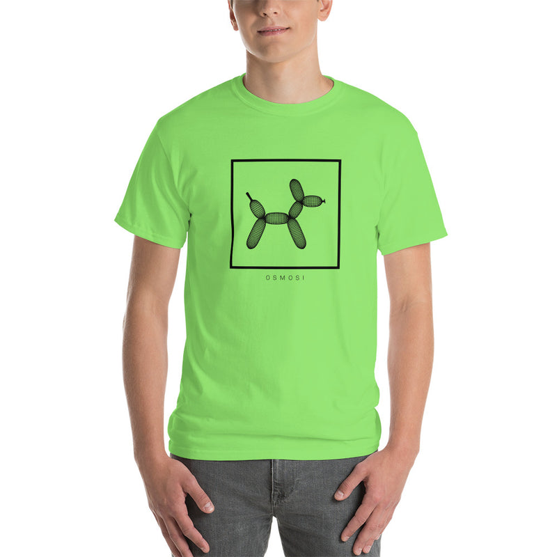 Black Balloon Doggy Dogg T-Shirt - For Man