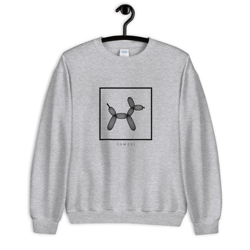 Black Balloon Doggy Dogg Sweatshirt - Unisex