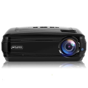 Android 7.1 WIFI 5500Lumen Portable LED Projector - Online Tronic