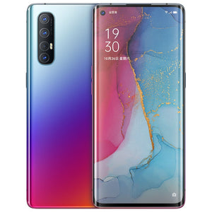 "Stock Original Oppo Reno 3 Pro 5G Smart Phone Snapdragon 765G Octa Core 12G RAM 256G ROM 5 Cameras VOOC 6.5""  Screen Fingerprint - Online Tronic"