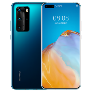 Original Huawei P40 Pro 5G Mobile Phone 6.58 Inches OLED Screen  8GB +256 GB Smart Phone 50MP +32MP 4200mAh Kirin 990 Android 10 - Online Tronic