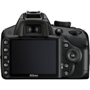 Nikon  D3200 DSLR Digital Camera with 18-55 Lens Kits (Brand New) - Online Tronic