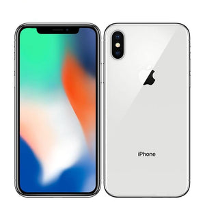 "Original Apple iPhone X 3GB RAM 64GB 256GB ROM 5.8"" iOS Hexa core 12.0MP Dual Back Camera Unlocked 4G LTE Mobile Phone - Online Tronic"