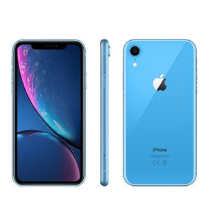 "2018 Unlocked Original Apple iPhone XR | 6.1"" Liquid Retina Fully LCD Display 64GB/128GB/256GB ROM 4G Lte Apple Smartphone - Online Tronic"