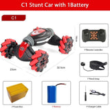 Remote Control Stunt Off-Road Car - Online Tronic