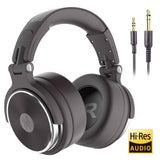 Wired Professional Studio Pro DJ Headphones With Microphone - Online Tronic