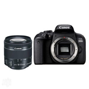 New Canon 800D T7i DSLR Camera Body & EFS 18-55mm IS STM Lens Kit - Online Tronic