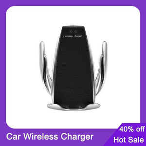 Magnetic Wireless Car Charger - Online Tronic