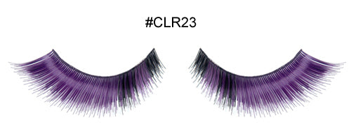 #CLR23 - EYEMIMO brand Color False Eyelashes