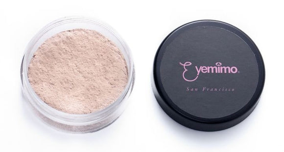 MF01 [MEIRIZA] - EYEMIMO Mineral Makeup Foundation - Light Fair Tone