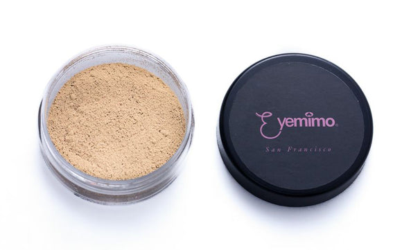 MF03 [INGE] - EYEMIMO Mineral Makeup Foundation - Medium Day Tone