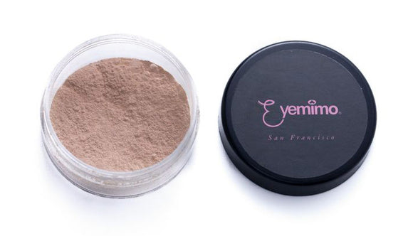 MF04 [RENEE] - EYEMIMO Mineral Makeup Foundation - Medium Night Cool Tone
