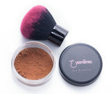 MF09 [CUMIN] - EYEMIMO Mineral Makeup Foundation - Deep Night Tone