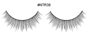 "#NTR38 - EYEMIMO False Eyelashes ""Edgy Soft"" 