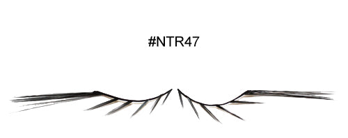 #NTR47 - EYEMIMO False Eyelashes
