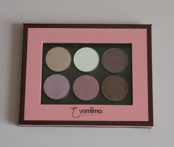 #PAL01 - Eyemimo Eyeshadow Palette Only