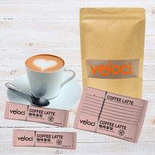 Load image into Gallery viewer, Veloci Coffee Latte (No Added Sugar) Sample Set