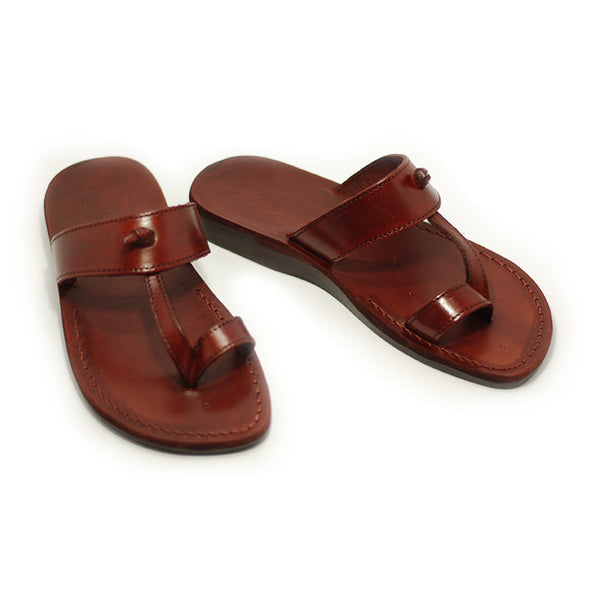 sandals, Women slippers toe ring sandals Model 10 - Holysouq - Handmade Leather Creations