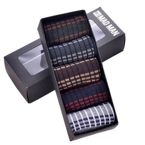 Dashed Socks Set - Mad Man by Mad Style Wholesale