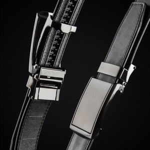 AutoMADtic All Size Leather Belt - Nicole Brayden Gifts