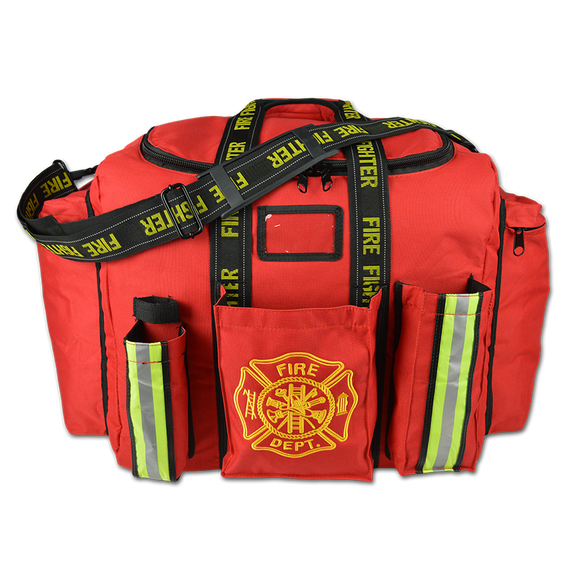 Lightning X: Premium Rigid Padded Step-In Turnout Gear Bag w/ Reinforced Bottom