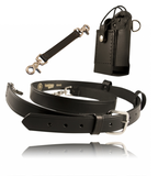Boston Leather: Universal Radio Strap SUPER VALUE Combo