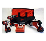 Vehicle and Machinery Extrication Power Tool Kit