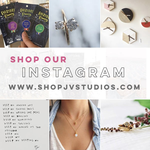 NEW! Shop our instagram feed!