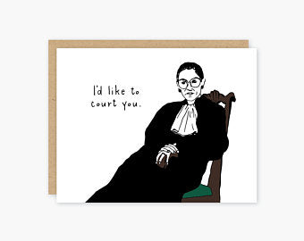 I'd Like To Court You - Greeting Cards