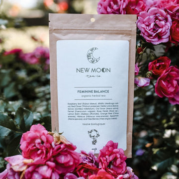 Feminine Balance | NEW MOON TEA CO