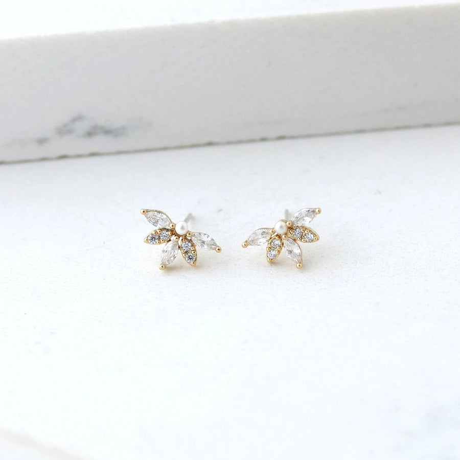 Harlowe Stud Earrings | LOVER'S TEMPO | JV Studios & Boutique
