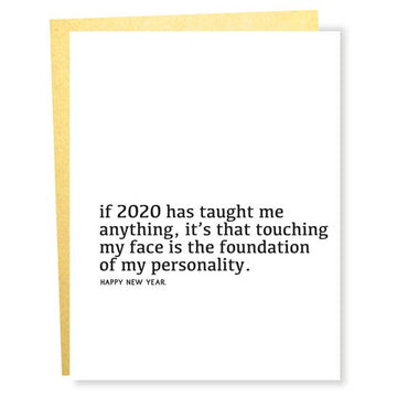 Foundation - Greeting Card