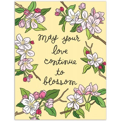 May Your Love Continue - Greeting Card