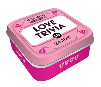 Love Trivia | After Dinner Amusements