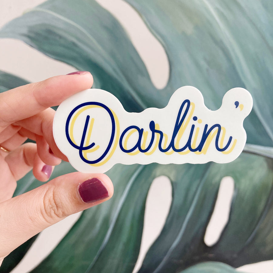 Darlin' | Sticker