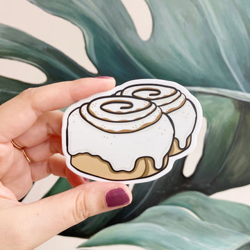 Cinnamon Buns | Sticker