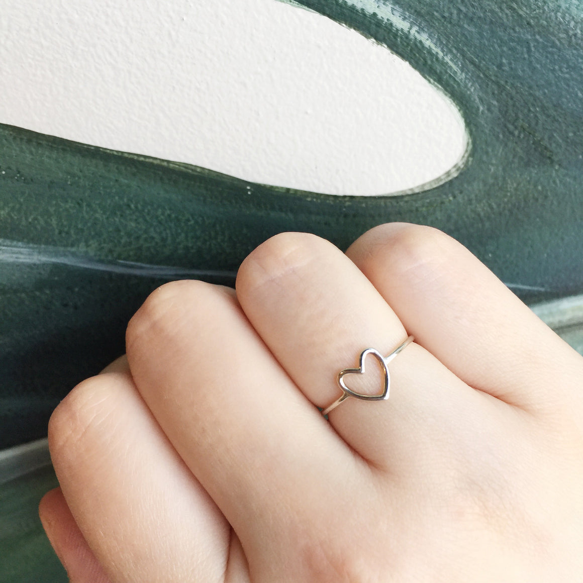 Open Heart Ring | JV BASICS