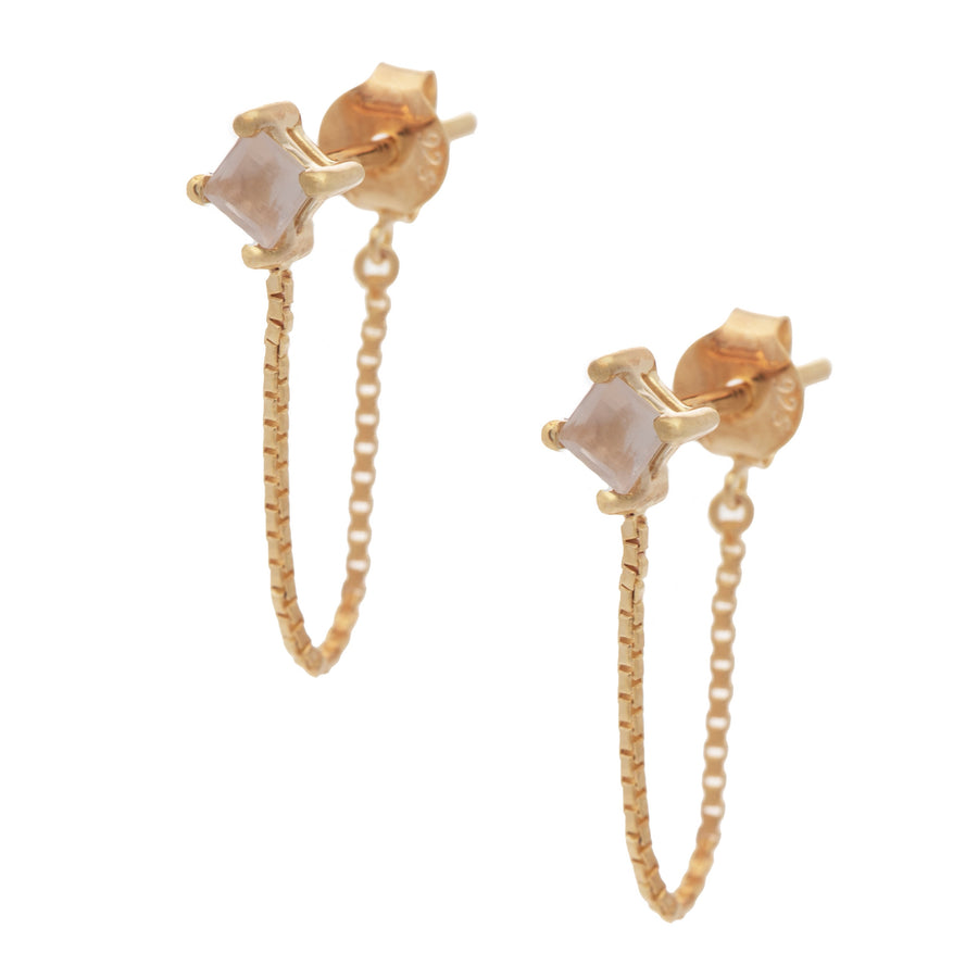 Alex Studs - Rose Quartz | SARAH MÜLDER | JV Studios Boutique