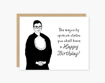The Majority Opinion - Greeting Cards