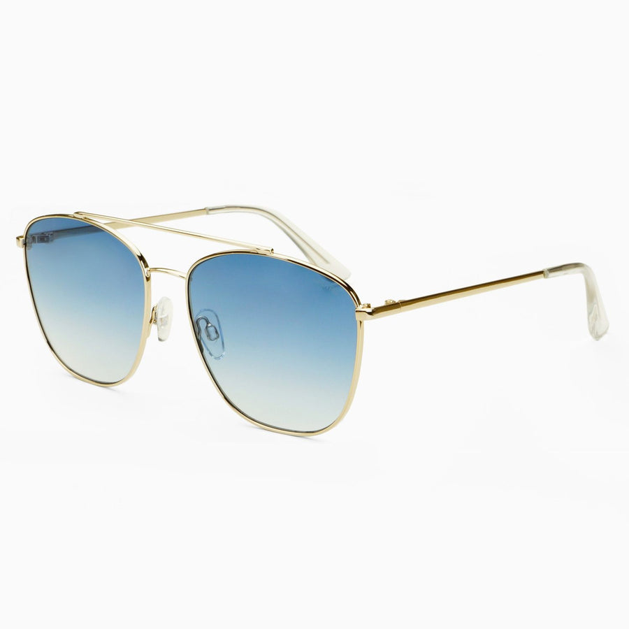 Remy Sunnies - Gold & Blue | FREYRS