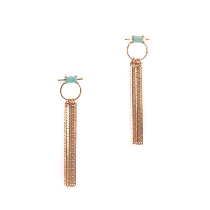 Capri Earrings | HAILEY GERRITS
