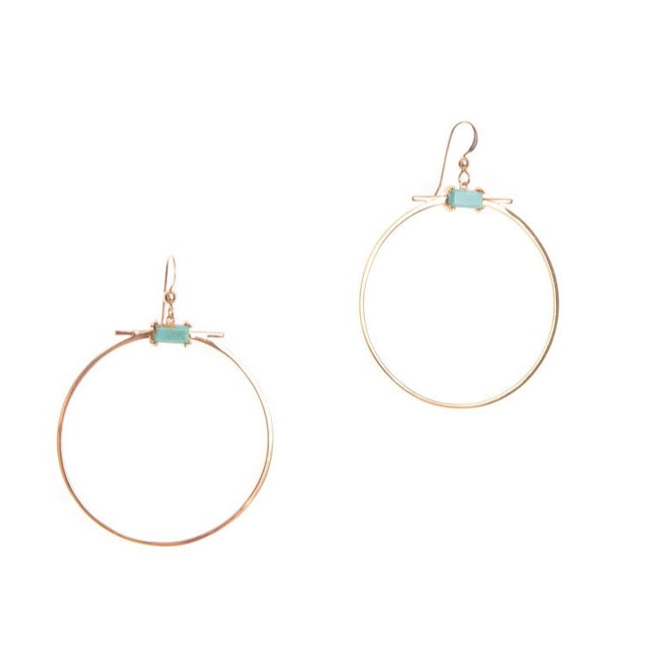 Mendoza Earrings | HAILEY GERRITS | JV Studios Boutique