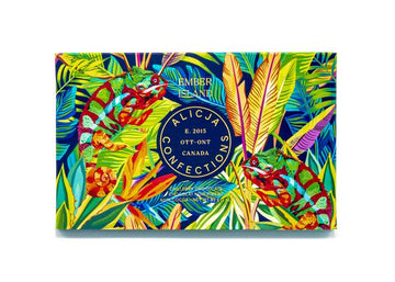 Ember Island - Postcard Chocolate Bar | ALICJA CONFECTIONS
