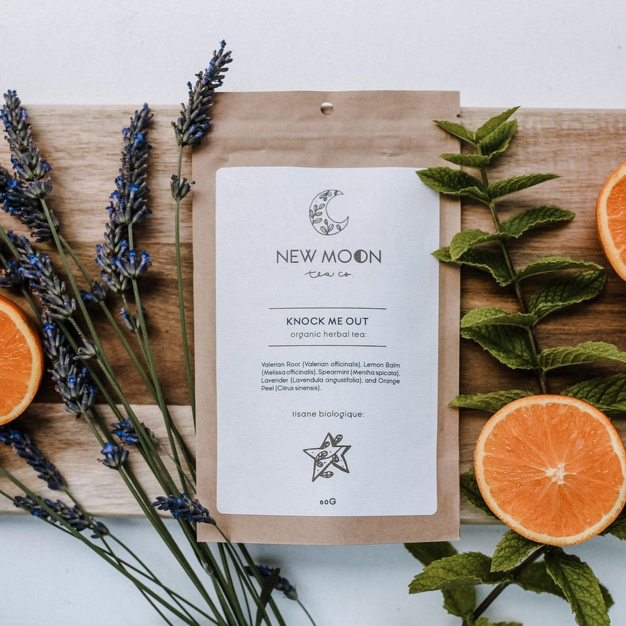 Knock Me Out | NEW MOON TEA CO