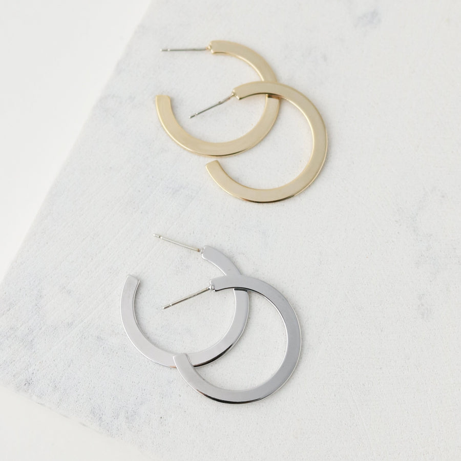 Gloria Hoops - Large | LOVER'S TEMPO | JV Studios Boutique