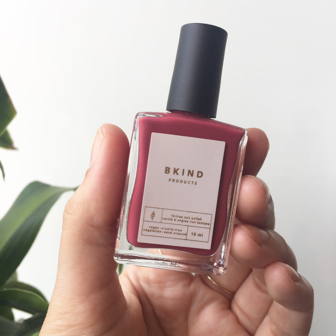 Smokey Rose Nail Polish | BKIND | JV Studios Boutique